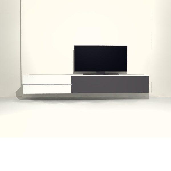 Gave Tv Meubel.Tv Meubel Hangend H01