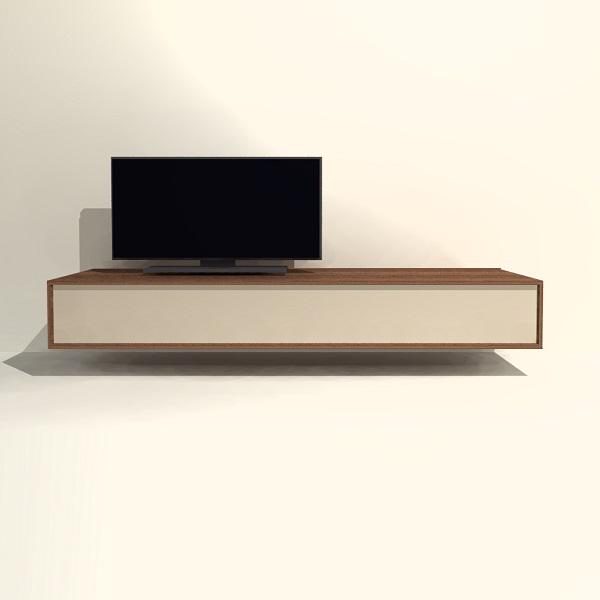 tv-meubel hangend