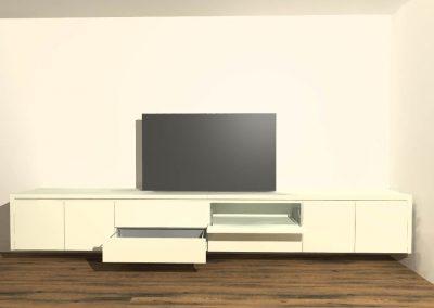 tv meubel hangend H138