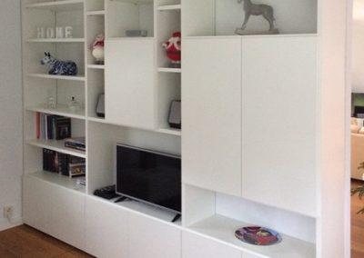 Tv meubel op maat wit