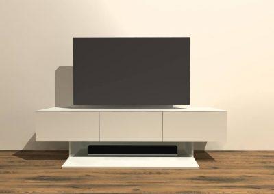 tv meubel staand S210