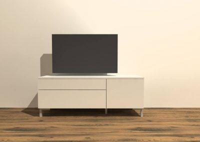 tv meubel staand S211
