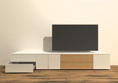 tv meubel staand S214