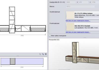 tv meubel hangend H120 spec
